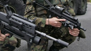 Waffenexport-Verbote werden völlig legal umgangen