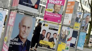 Zürich wählt einen neuen Stadtrat und ein neues Stadtparlament