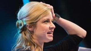 Lara Stoll (Artikel enthält Video)