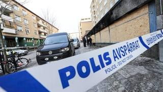Brandanschläge verunsichern Schweden