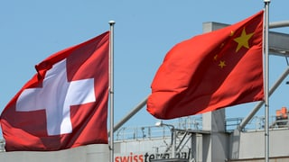 Schweiz und China – Zwei völlig unterschiedliche Handelspartner