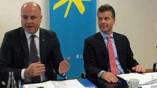 Die Luzerner Kantonalbank erzielt einen Rekordgewinn