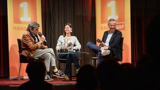 Da ist Musik drin: «Persönlich» mit Polo Hofer und Melanie Oesch