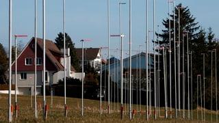 Zonen Solothurner Gemeinden noch schnell Ackerland ein?