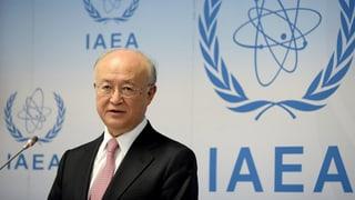 IAEA schliesst bedeutendes Kapitel im Atomstreit mit Iran