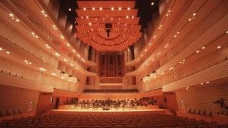 Konzerthallen: Je rechteckiger, desto mehr Gänsehaut