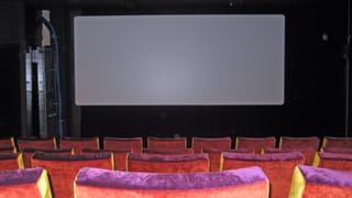 Die neuen Zürcher Kinos setzen auf Kleinformat