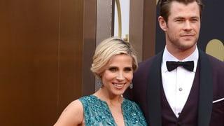 «Thor»-Star Chris Hemsworth ist Papa