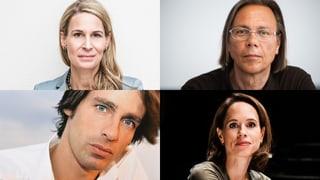 Video «Der «Philosophische Stammtisch»: Schöne neue digitale Welt?» abspielen