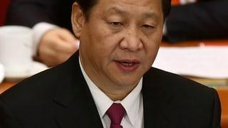 Chinas neue Führung will «Schlachten gewinnen»