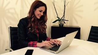 Bald Dr. med statt Miss Schweiz: Laetitia Guarinos Uni-Comeback