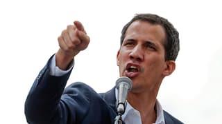 Guaidó erhält Rückendeckung aus Militärkreisen