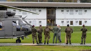 Landrat hält Waffenplatz-Erweiterung für «teuer und unausgegoren»