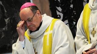 Anzeigen gegen Bischof Huonder abgewiesen