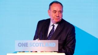 Alex Salmond kündigt nach Niederlage seinen Rücktritt an