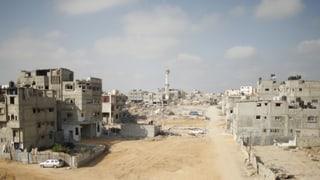 Trümmerfeld Gaza: Ein Jahr nach dem Krieg