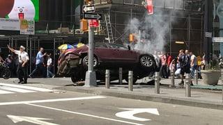 Unfall in New York: Der Liveticker zum Nachlesen