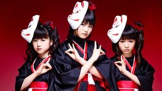 BABYMETAL: Die drei verrückten Metal-Schulmädchen aus Japan