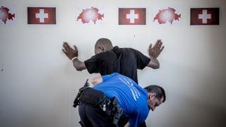 Grenzwachtkorps arbeitet am Anschlag