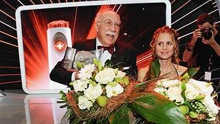 «Schweizer des Jahres» 2002-2012