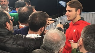 Meier: «Wollte unbedingt an der WM spielen»