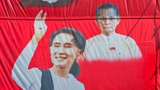 Aung San Suu Kyis Partei schafft absolutes Mehr in Burma