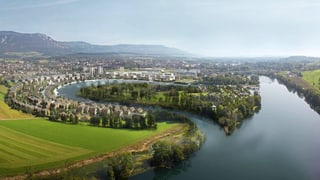 Wasserstadt Solothurn: «Die Türen sind nicht zu, es geht weiter!»