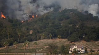 Incendis da guaud en California