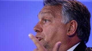 Ungaria engrevgescha leschas cunter immigrants