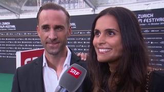 Hollywoodstar Joseph Fiennes ist begeistert von der Schweiz