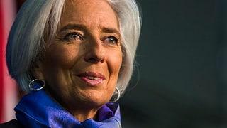 IWF sieht Griechenland auf gutem Weg