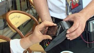 Das Handy als Kreditkarte