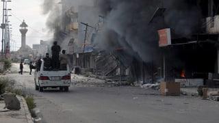 Gewaltorgien nach Sieg gegen IS