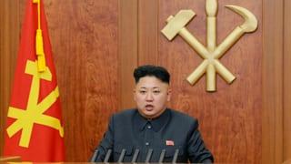 Kim Jong Un sieht Regime nach politischen Säuberungen gestärkt