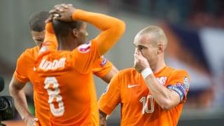 EURO 2016 senza l'Ollanda