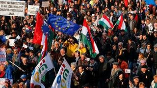 System Orbán «Schritt für Schritt demontieren»