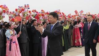 China demonstriert seinen Einfluss auf Nordkorea