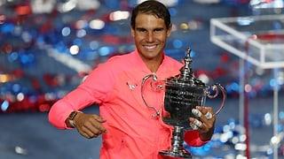 Unangetastet: Nadal lässt Anderson im Final keine Chance