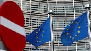 Die EU macht gute Miene zum Schweizer Spiel