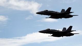 Spekulationen um Finanzierung von Kampfjets