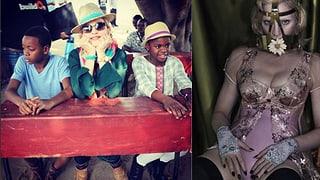 Durch die Woche mit Madonna: Von karitativ bis freizügig