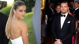 Ein Model mehr auf der Liste: Leonardo DiCaprio turtelt wieder