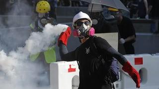 Proteste sorgen für Chaos in der Metropole