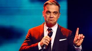 Eins ist nicht genug: Robbie Williams wird wieder Papa