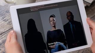 Web-Kommentare: Männer teilen aus, Frauen bekommen's ab