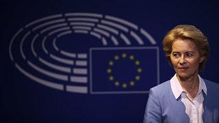 Von der Leyen tritt als deutsche Verteidigungsministerin zurück
