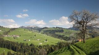 St. Gallen und Thurgau müssen Landschaftsprojekte überarbeiten