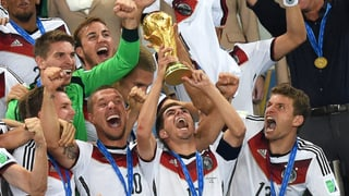 Deutschland ist Weltmeister (Artikel enthält Video)