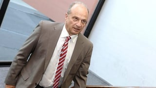«Verkehrsminister» Leutenegger unter rot-grüner Beobachtung