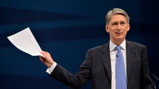 Ein Euroskeptiker wird neuer britischer Aussenminister